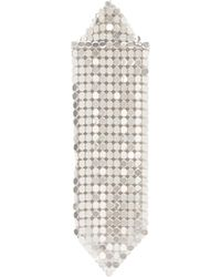 Paco Rabanne - Chainmail Single Earring - Lyst