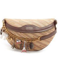 Balenciaga - Souvenir Bag Xs - Lyst