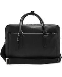 Smythson - Burlington Leather Holdall - Lyst