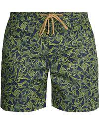 Thorsun - Titan Fit Pescado Print Swim Shorts - Lyst