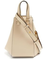 Loewe - Hammock Small Leather Tote - Lyst