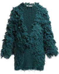 Ryan Roche - Loop-knit Cashmere Cardigan - Lyst