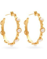 Sylvia Toledano - Petite Candies Gold-plated Earrings - Lyst