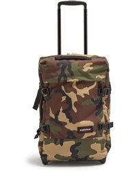 Eastpak - Tranverz Constructed Small Suitcase - Lyst
