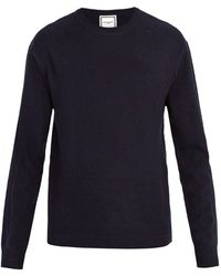 Wooyoungmi - Cashmere Crew-neck Sweater - Lyst