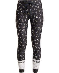 The Upside - Floral High-rise Leggings - Lyst