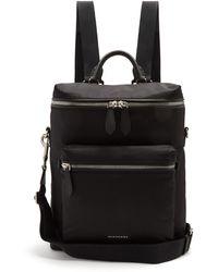 Burberry | Donny Zip-top Backpack | Lyst