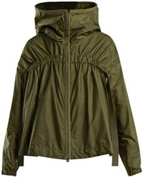 Moncler - Lune Hooded Shell Jacket - Lyst