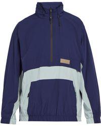 Pam - Odyssey Stretch Nylon Track Jacket - Lyst