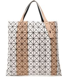 e2032d7e13 Lyst - Bao Bao Issey Miyake Prism Platinum-1 Tote in Blue