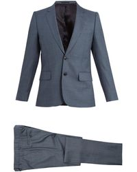 Paul Smith - Single-breasted Wool Suit - Lyst