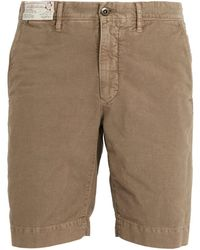 Incotex - Mid Rise Regular Fit Chino Shorts - Lyst