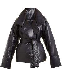 Norma Kamali - Sleeping Bag Short Coat - Lyst