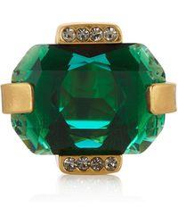 Marni - Crystal-embellished Ring - Lyst