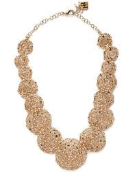 Rosantica By Michela Panero | Pizzo Bead-embellished Spiral Necklace | Lyst