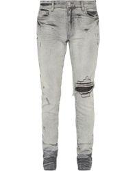 0957d26b Wrangler Matt Broken Twill Jean in Blue for Men - Lyst