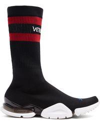 Vetements | X Reebok High-top Sock Trainers | Lyst