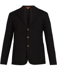 Barena - Torceo Virgin Wool Blend Blazer - Lyst