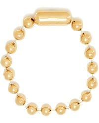 Balenciaga | Oversized Bead-embellished Necklace | Lyst