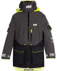 Helly Hansen - Aegir Ocean Hooded Jacket - Lyst