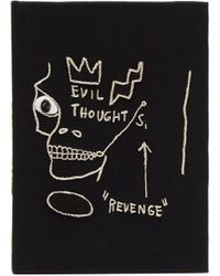 Olympia Le-Tan - X Basquiat Evil Thoughts Clutch - Lyst