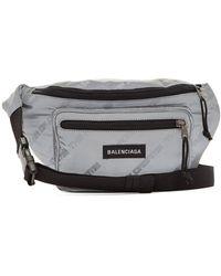 Balenciaga - Power Of Dreams Print Belt Bag - Lyst