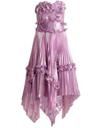 Zandra Rhodes - - Archive Ii The 1977 Sunray Gown - Womens - Pink - Lyst