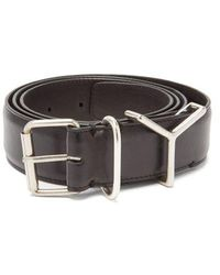 Y. Project - Y-loop Leather Belt - Lyst