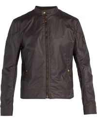 Belstaff - Kelland Waxed-cotton Jacket - Lyst