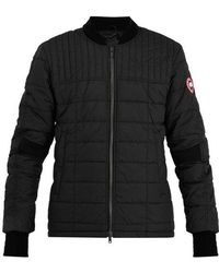 Canada Goose - Dunham Quilted-down Jacket - Lyst