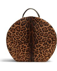 Saint Laurent - Mica Leopard-print Bag - Lyst