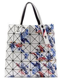 Bao Bao Issey Miyake - Lucent Pvc Paint-effect Tote - Lyst