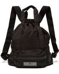 93885b3f16 adidas By Stella McCartney - Bungee Top Gym Sack - Lyst