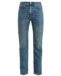 Brock Collection - Wright Straight-leg Jeans - Lyst