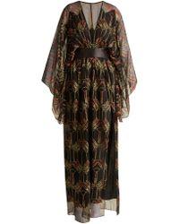 Zandra Rhodes - Archive Ii The 1967 Lipstick Gown - Lyst