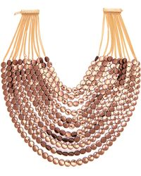 Rosantica By Michela Panero - Faville Beaded Necklace - Lyst