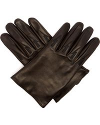 Neil Barrett - Thunder Leather Gloves - Lyst