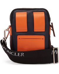 Moncler - Leather Camera Bag - Lyst