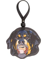Givenchy - Rottweiler Leather Key Ring - Lyst