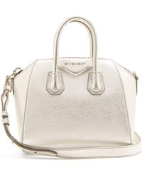 Givenchy - Antigona Mini Leather Cross-body Bag - Lyst