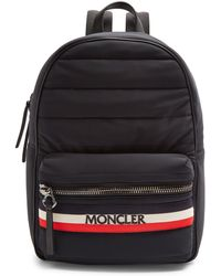 Moncler New George Quilted Backpack - Black