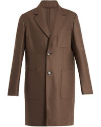 Berluti - Patch-pocket Cashmere Coat - Lyst