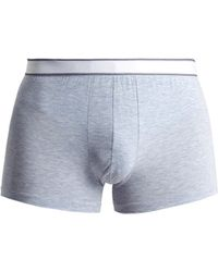 Derek Rose - Ethan Stretch-jersey Boxer Shorts - Lyst