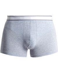 Derek Rose - Ethan Stretch-jersey Boxer Shorts - Lyst