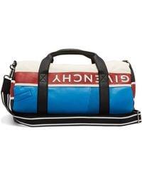 Givenchy - Mc3 Colour-block Leather Duffle Bag - Lyst