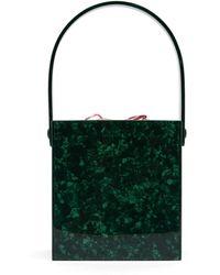 Montunas - Stelis Acetate Box Bag - Lyst
