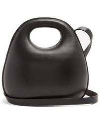 Lemaire - Egg Vegetable-tanned Leather Bag - Lyst