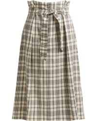 Weekend by Maxmara - Gommoso Skirt - Lyst
