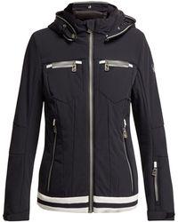Toni Sailer - Sadie Reflective Stripe Ski Jacket - Lyst