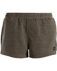 The Upside - Elasticated-waist Performance Shorts - Lyst